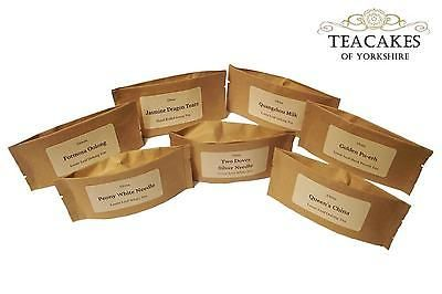 7 x 10g Speciality Loose Leaf Tea Samples Best Value Quality