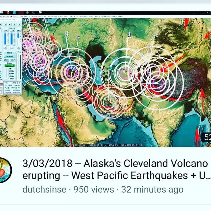 EARTHQUAKE Report ! ALASKA'S Volcano ERUPTING & West PACIFIC Quakes News@Www.YouTube/DutchSinse.Com  #longBeach #Texas #pasadena #atlanta #losangeles #hollywood #Boston #philadelphia #sanjose #alaska#SantaAna #ventura #Whittier #Sacramento #beverlyHills #glendale #Arizona #Santamonica #orangecounty #Colorado #chicago #IE #Sandiego #Sanfrancisco #utah #Nyc #irvine #hawaii #NewJersey #Florida