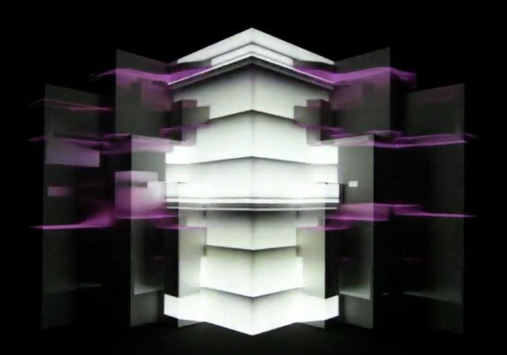3D Mapping DiagonalMar Primavera 2012 #elsaltres