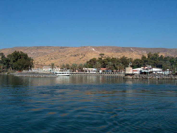 Un'antica e #misteriosa struttura nelle profondità del Mare di Galilea
