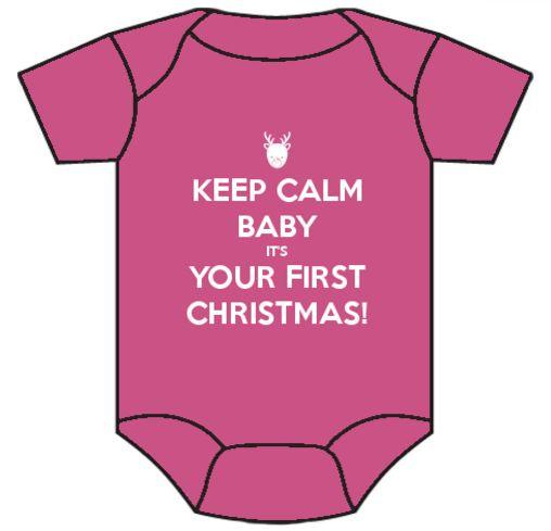 Customised babygrow #christmasgifts #christmas #shopping #babies