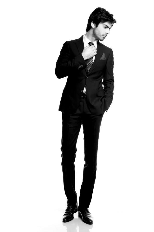 Fawad Afzal Khan, Pakistani actor, singer, & model, b. 1981 The real Disney prince ❤