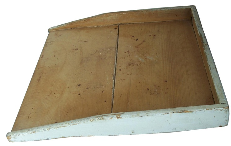 19th century Noodle board, Also referred to as a dough board