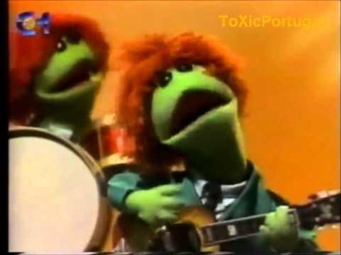 Monstro das Bolachas Beatles (Rua Sésamo) RTP [1992]