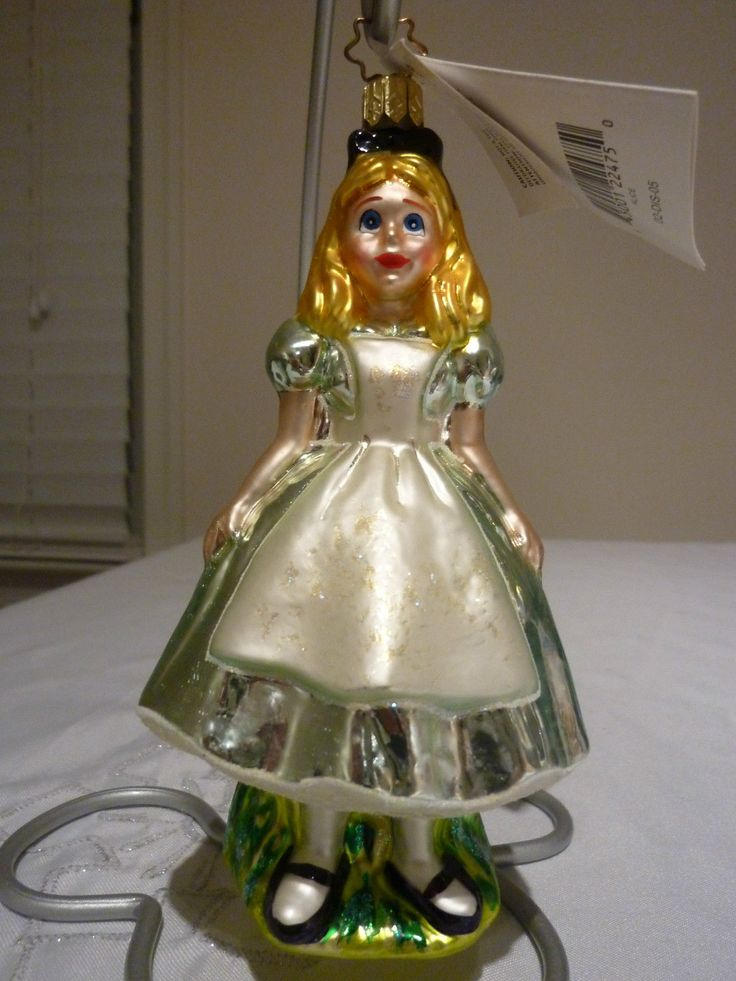 Retired Old World Christmas Ornaments