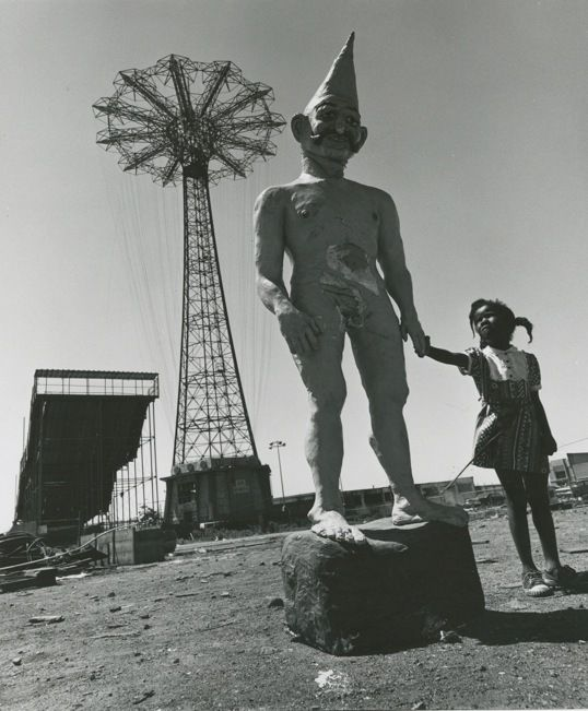 Arthur Tress asked children to describe their nightmares. He then immortalized them into photographs. - Imgur