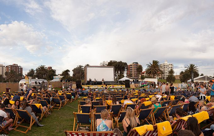 Melbourne Open Air Cinema