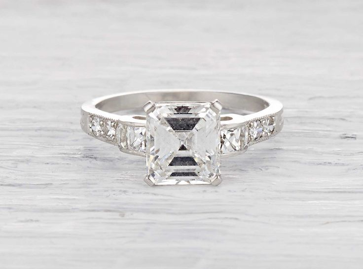 75 best images about Vintage Tiffany & Co Rings on Pinterest
