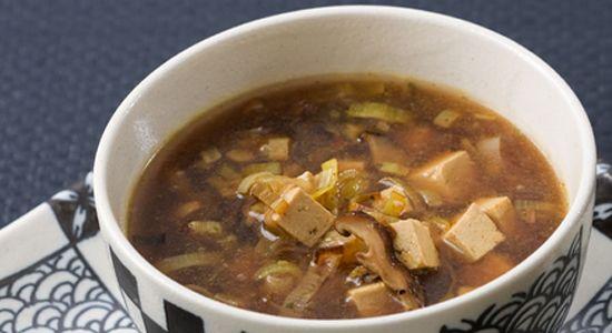 recetas de cocina sopa de tofu