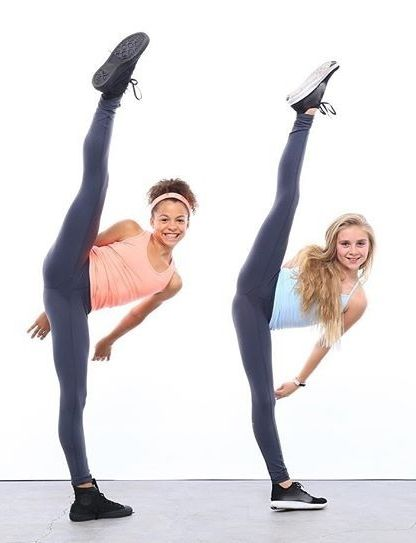 All about that tilt life.   ivivva