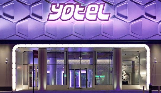 Yotel New York - New York, New York #Jetsetter