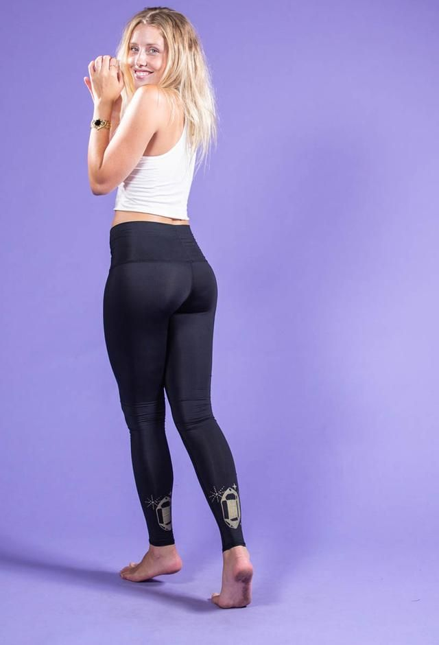 12d9f4aad3 Sustainable yoga pants. Made from recycled plastic bottles! | Yogi ...