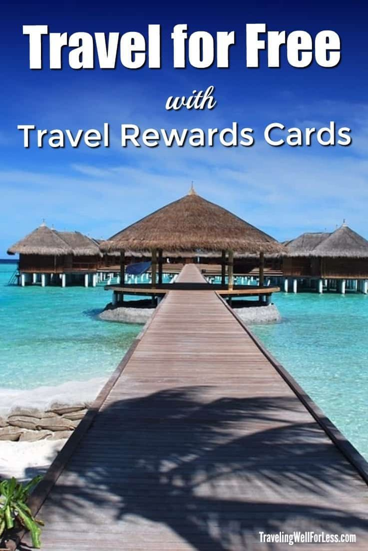 Traveling doesn't have to be expensive. Here's how to travel for free with travel rewards points. | travel hacking | travel tips | Traveling Well For Less | Photo credit: Pixabay