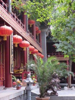 Hutong's Temple - Beijing