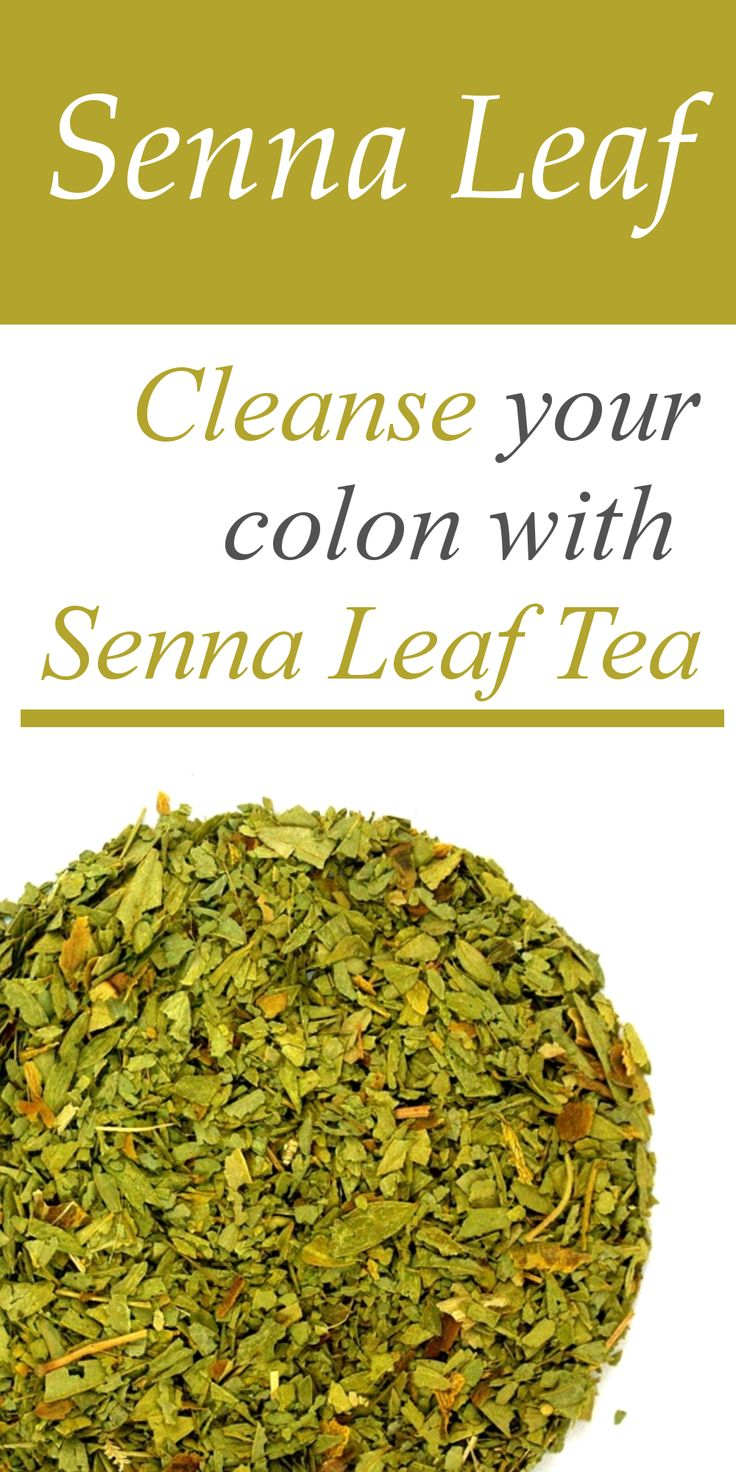 Cleanse your colon with senna leaf tea. This medicinal herb works by interacting with the bacteria present in our gut. The intestinal muscles are smoothed by the senna leaf which then bulks up and eliminates waste. Senna leaf has been used as an herbal laxative for centuries and is now FDA approved as an over the counter herbal laxative.