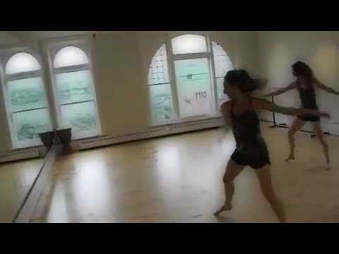 ▶ Contemporary Classwork Demo (Limon Based) - YouTube