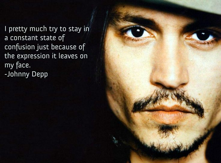 Top 39 Ideas About Johnny Depp Quotes On Pinterest