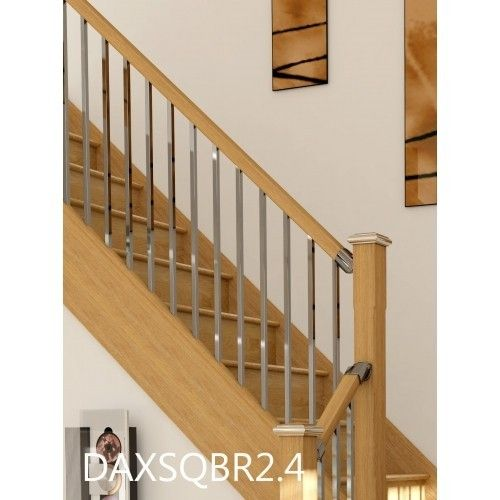 Best Chrome Spindles On Stairs Google Search Home Decor Chrome 640 x 480