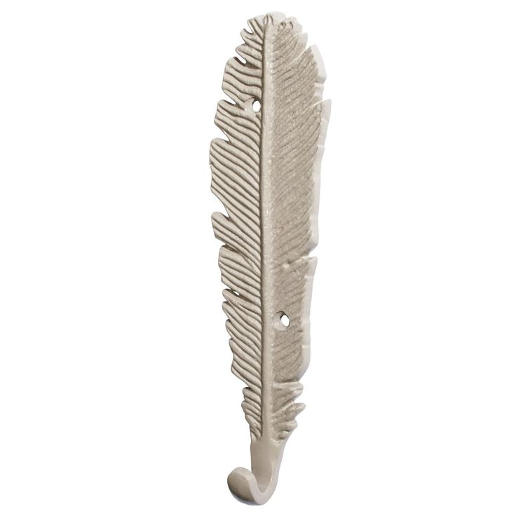 Pink Feather Wall Hook | The Land of Nod