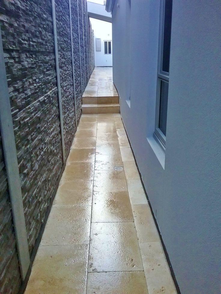 Granite paving slabs Skye Adelaide