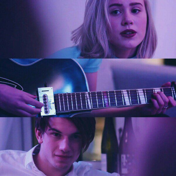 Skam Noora + William