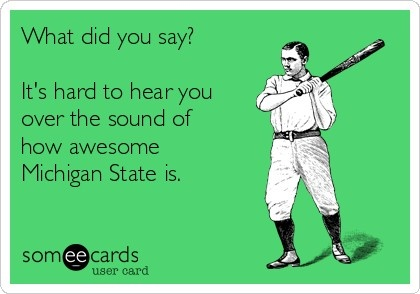 Michigan State Spartans Baseball