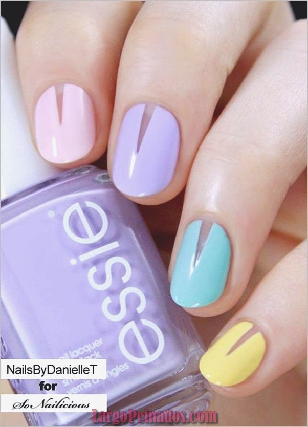 Pastellnagel Designs (12) – Nails Art