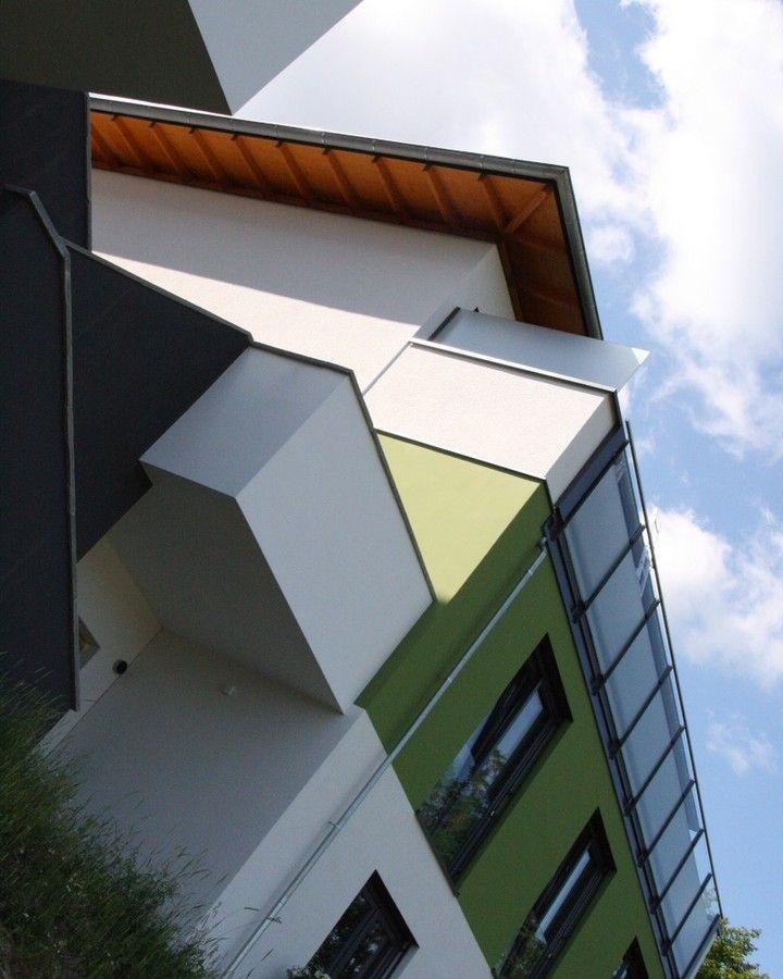 Architekt Marburg wohnhaus neubau in marburg an der lahn mit schlossblick   architekt