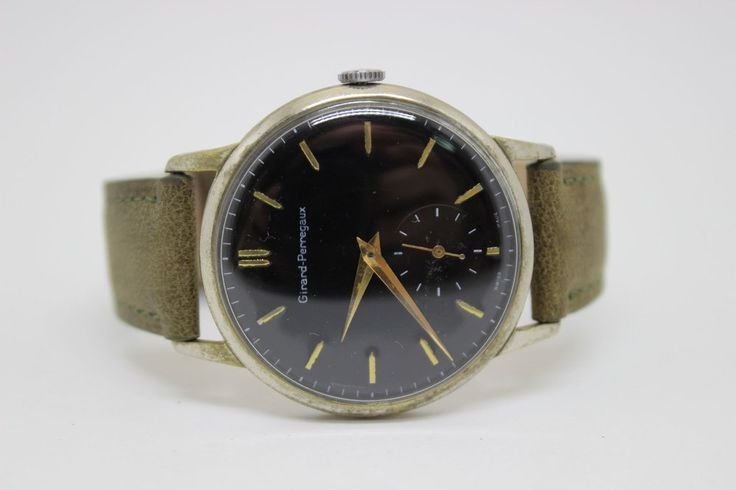 Girard Perregaux Vintage Ref. 6882 Circa 1960