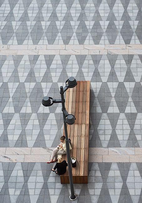 Boras_Textile_Fashion_Center-by-Thorbjörn_Andersson_Landscape_Architecture-03 « Landscape Architecture Works   Landezine Landscape Architect...