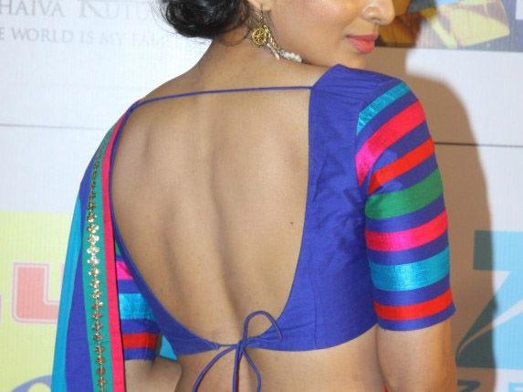 New Latest Saree Blouse Stitching Design 62