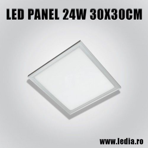 Panou LED panel led 24w patrat 300x300mm