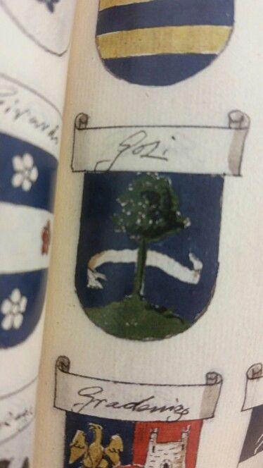 Gozi coat of arms.