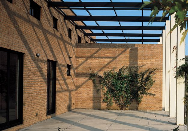 Twin Houses, Montesiro - Antonio Monestiroli