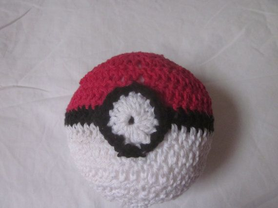 plush pokeball toy manga toy pokemon toy by knightwhosaidknit