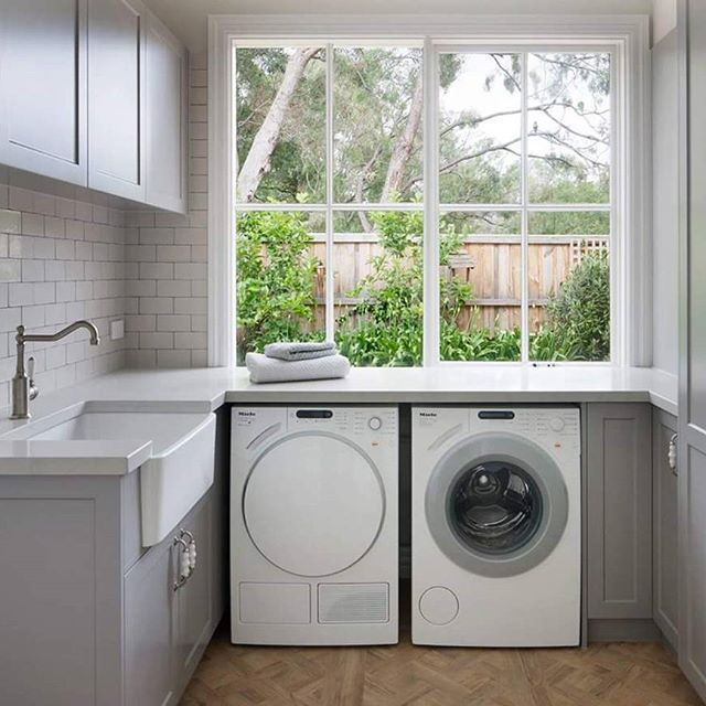 Top 10 Trending Laundry Room Ideas On Houzz: 49 Best Farmhouse Laundry Images On Pinterest