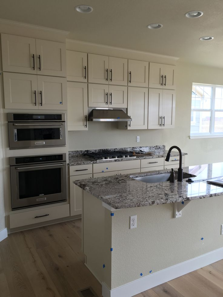 Interior White Timberlake Cabinets With Finish Product