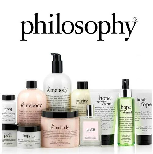 philosophy : 30% off any order