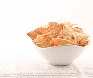 Homemade Grain Free, Tortilla Chips Recipe | Paleo inspired, real food