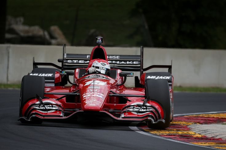 Graham Rahal Rahal Letterman Lanigan Racing Honda
