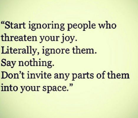 Best 25+ Ignore people quotes ideas
