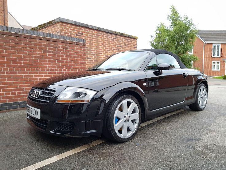 Audi tt Mk1 3.2
