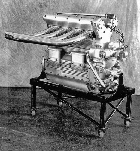 Best Offenhauser Engines Images On Pinterest Engine Race