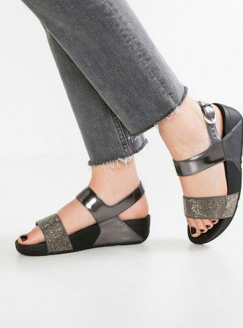b93a068f57e Fitflop Ritzy Women Back Strap Sandals