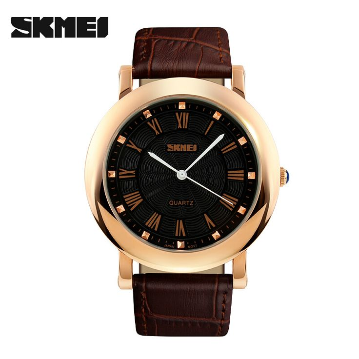 2016 Skmei 1104 Watches men Luxury Brand Business Retro Waterproof Leather Quartz Watch men's Wrist Watches Relogio Nail That Deal http://nailthatdeal.com/products/2016-skmei-1104-watches-men-luxury-brand-business-retro-waterproof-leather-quartz-watch-mens-wrist-watches-relogio/ #shopping #nailthatdeal