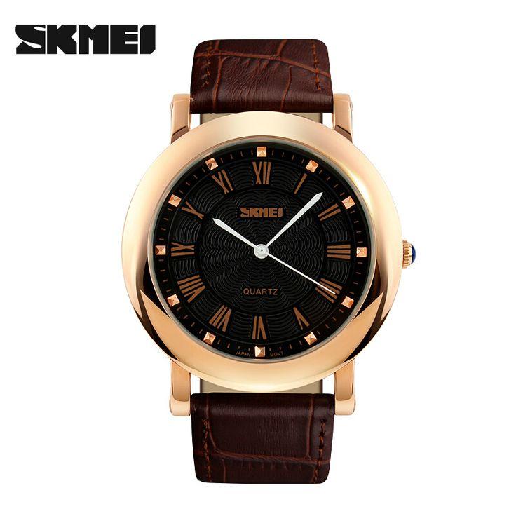 2016 Skmei 1104 Watches men Luxury Brand Business Retro Waterproof Leather Quartz Watch men's Wrist Watches Relogio Nail That Deal http://nailthatdeal.com/products/2016-skmei-1104-watches-men-luxury-brand-business-retro-waterproof-leather-quartz-watch-mens-wrist-watches-relogio/ #shopping #nailthatdeal