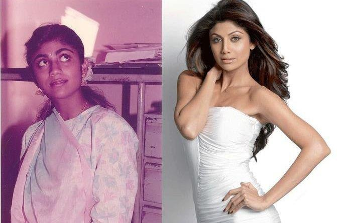 Shilpa Shetty Rare Picture
