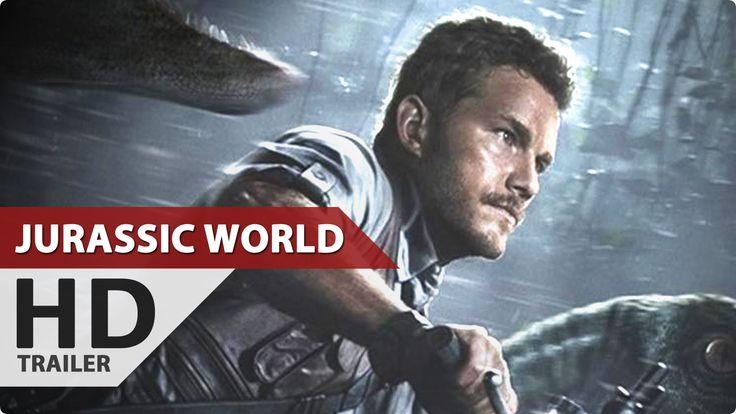 JURASSIC WORLD Trailer 3 (2015) Chris Pratt - Jurassic Park 4