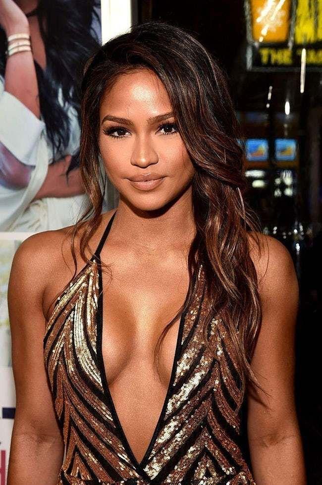 Biracial Celebrities List Cassie Ventura Black Beauties