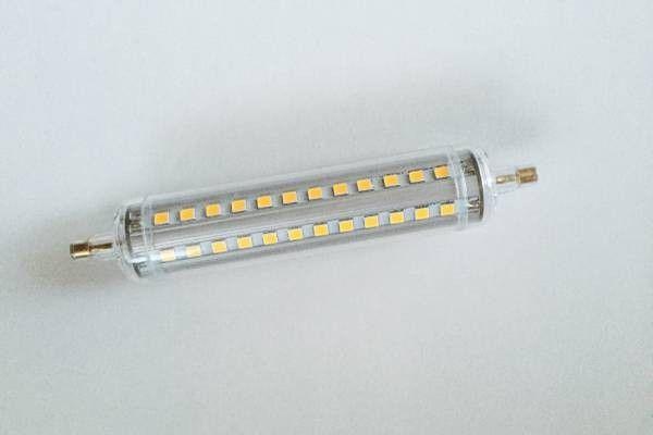 R7S LED ceruzaizzó, 10W, 118mm - R7S LED izzók - LEDSzalon Kft. A LED világítás webáruháza